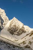 """Gipfel - """"Mala Koprowa Turnia"""" und passieren """"hlinska przelecz"""" foto"""
