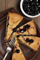 Früchtekuchen foto
