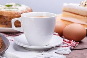 frisches Frühstück foto
