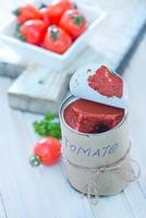 Tomatensauce foto