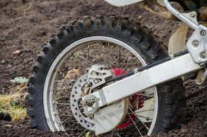 Motocross-Wettbewerb foto