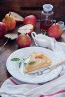 Birnenkuchen foto