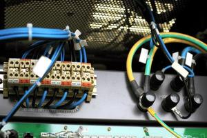 Telekommunikationsausrüstung foto