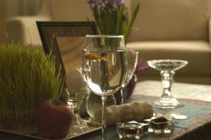 persisches Neujahr verbreitet foto