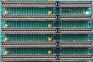 Schaltkreismuster der Elektronik