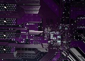 elektronische Leiterplatten foto