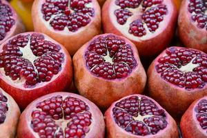 Granatäpfel foto