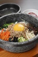 koreanischer Reis foto