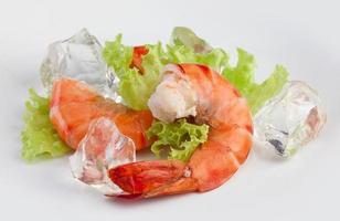 Tiger Shrimp's Schwänze