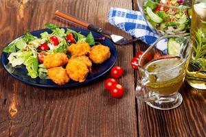 gemischter Salat.