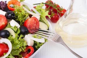 griechische Oliven foto