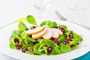 Hühnchensalat foto