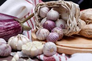 Gemüse für die Gesundheit foto