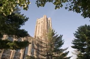 Öffentliche Schule des City College in Baltimore, Maryland foto