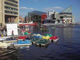 innerer Hafen foto