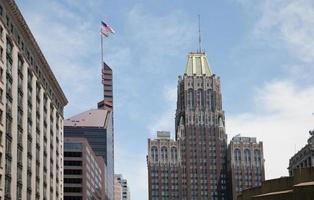 Baltimore Visionen - Blick auf die Skyline foto