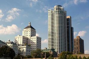 Milwaukee Innenstadt foto