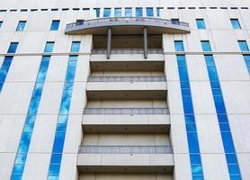 abstrakte Architektur foto