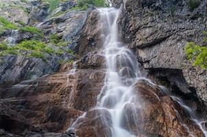Wasserfallfelsen