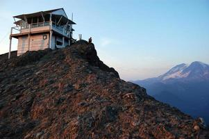 High Rock Wildfire Lookout