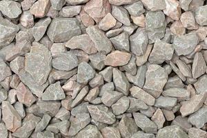 metamorphes Gestein zum Mischen von Beton