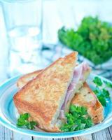 Sandwiches foto