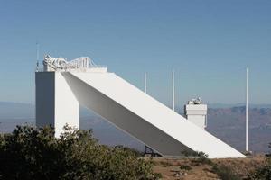Nationales Solarobservatorium am Kitt Peak in der Nähe von Tucson, Arizona foto