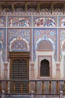 Haveli-Fresken. foto