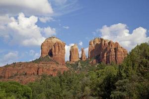 Kathedrale Felsen Sedona Arizona