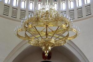interno chiesa foto