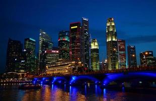 Singapur Fluss