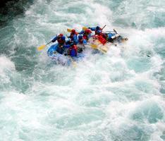Fluss Rafting