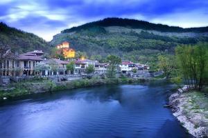 Fluss Qntra foto