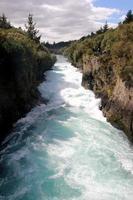 Flussschlucht