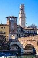 Etsch, Verona