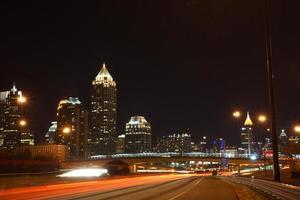 Atlanta Nacht foto