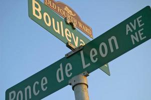 Ponce und Boulevard