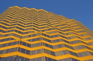 Welle modernes Gebäude foto