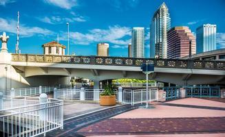 Tampa Riverwalk foto