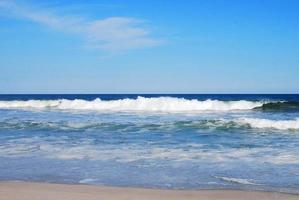 Blick auf den Ozean