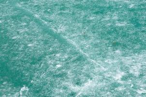 Fluss letztes Eis