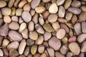 Hintergrund des Flusssteins foto