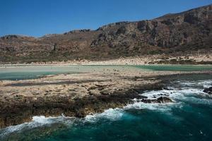 Balos, Grambusa, Kreta, Griechenland foto
