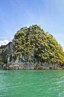 schöne Insel
