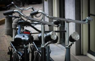 Fahrrad Sommer foto