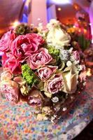 Sommerblütenblätter foto