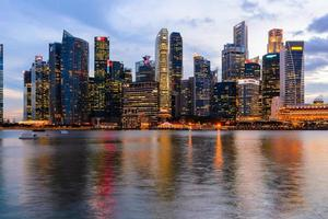 Singapur Innenstadt
