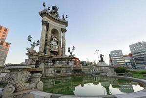 Placa Espanya Brunnen foto