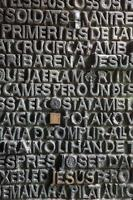 sagrada família kirche in barcelona