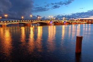 Heiliger Petersburg, Russland foto